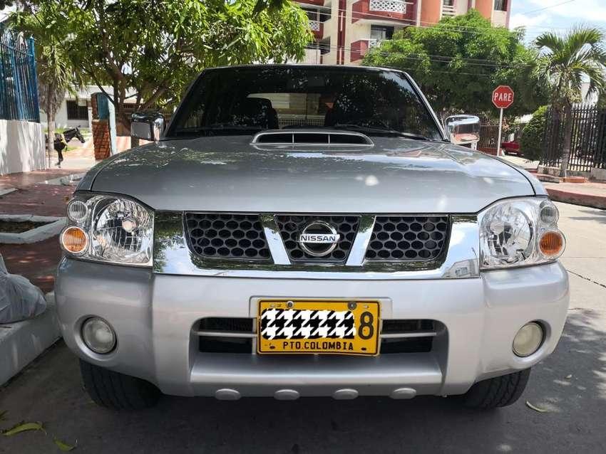 Nissan Frontier Japonesa Diésel 2012 0