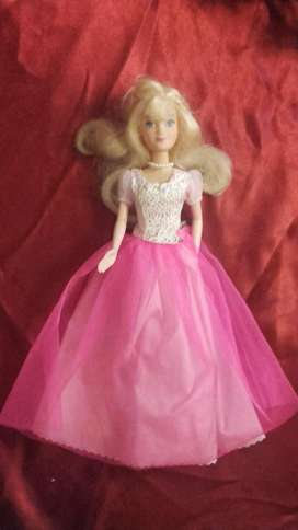 Barbie Rubia Original Mattel Usada