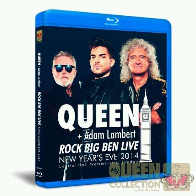 Queen Adam Lambert Rock Big Ben Live 2014 Bluray