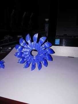 Fabrico Piezas en 3 D