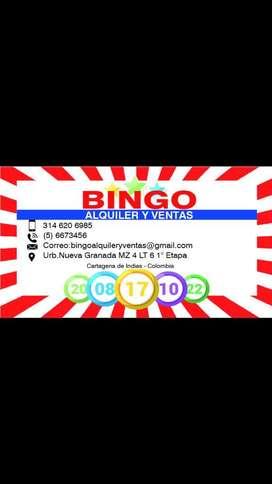 alquilo bingo