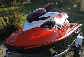 Moto de Agua Sea Doo RXP 215 Turbo 2008 ¡¡EXELENTE ESTADO c/ 60hs De Uso!! Como Nueva + Trailer