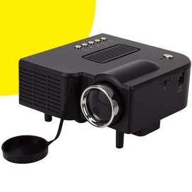 Mini video beam