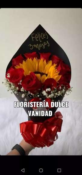 Ramos de flores para toda ocasion escríbame y con gusto