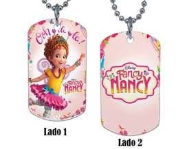 Cadena Infantil Personalizada / Princesas de Disney