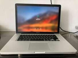 Macbook pro 15 inch GANGAZO