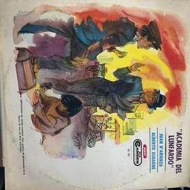 LP de D´Arienzo / Echagüe año 1965 reedición