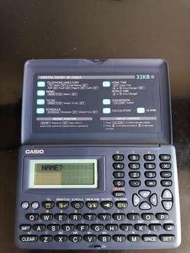 Calculadora casio SF-3300ABU-W