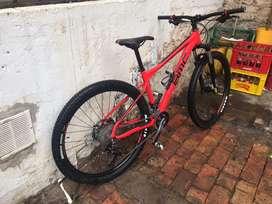 Biciclta mtb