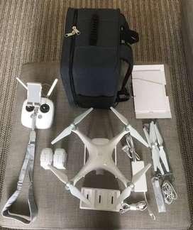Drone Phantom 4 Pro ligeramente utilizado