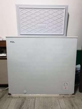 Congelador TCL