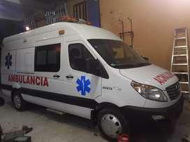 Necesito  maestro  fibrero para   implementar ambulancia