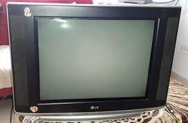 "Televisor LG 21"""