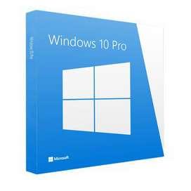 Windows 10 Pro, Software Original. 1 Pc