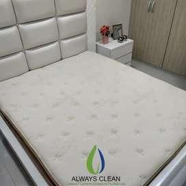 Lavado de colchónes