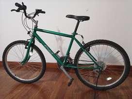 Bicicleta Rodas R26 18 Velocidades
