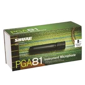Shure PGA81-LC Microfono Instrumentos