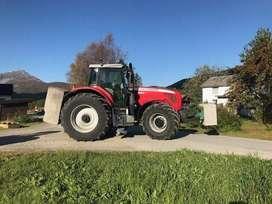 Tractor Massey Ferguson 8480