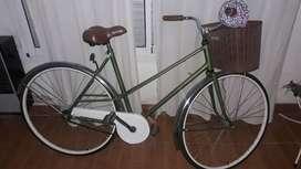Bicicleta rodado 28 antigua