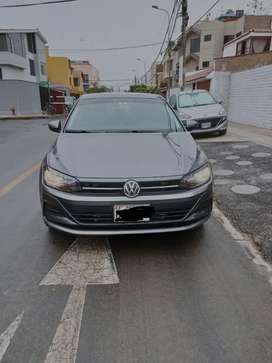 Volkswagen Virtus 1.6 Dual gasolina-glp entregado Julio 2020