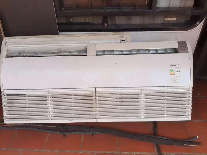 Vendo aire acondicionado   de 5 toneladas  marca Samsung 0