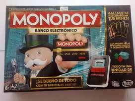Monopoly Electrónico, última unidad - Promoción para estrenar Original