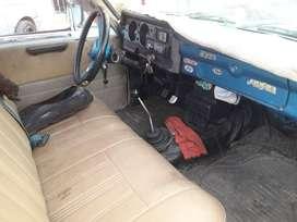 Camioneta mazda 1600 del 81