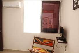 Apartamento de 3 habitaciones Villa carolina por dias