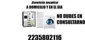 SERVICIO TÉCNICO A DOMICILIO Y EN EL DIA CONSULTANOS B