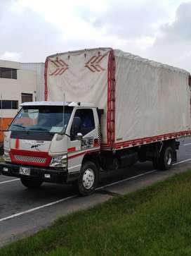 Venta de camión JMC 6,9 toneladss
