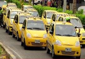 Se busca conductor taxi