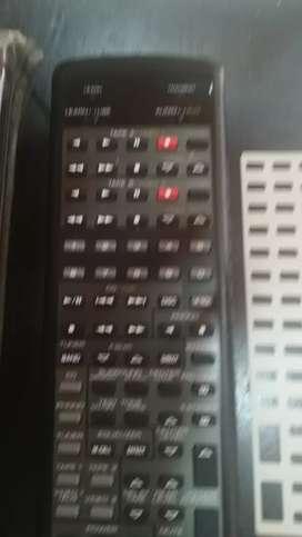 Control uníversal kenwood KA-891 Original + manual Amplificador ka-891