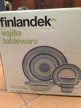 Vajilla tableware