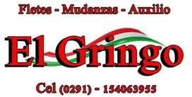 Mudanzas y fletes El Gringo