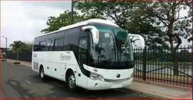 Ofrezco Servicio De Transporte Empresariales De Turismo Bus.