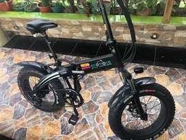 Se vende bicicleta, de oferta