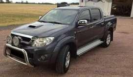 Camioneta Toyota Hilux Alquiler