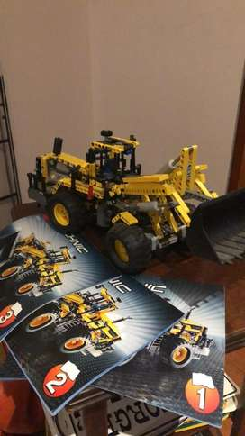 Lego Technic Front Loder 8265
