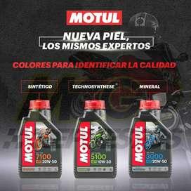 Venta de aceites Motul