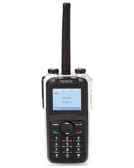 Radio Hytera DMR Portátil Ejecutivo X1p IP67 Pantalla y teclado