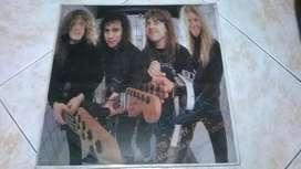 LP Metallica. Garage days rerevisited. Usado