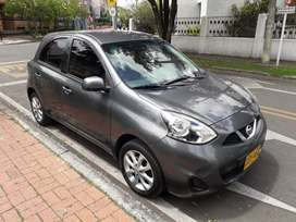 nissan march at full equipo automatico