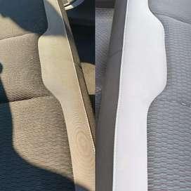 Limpieza de tapizados, sillones, interiores de autos, colchones