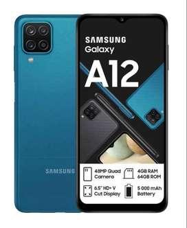Samsung A12 64gb 100% Original y Nuevo