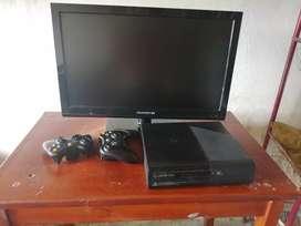 Vendo xbox 360 televisor lcd 24 pulgadas