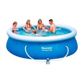 Piscina inflable solo 1 uso