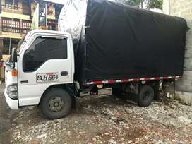 Se vende camión NKR2009 mui buena en Rionegro Antioquia
