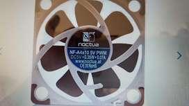 Noctua Nfa 4x10 Flx 40 X 10mm Ventilador