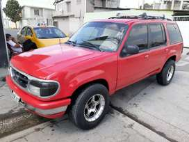 Ford Explorer MECANICA flamante