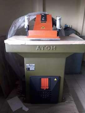 Troqueladora para calzado ATOM original